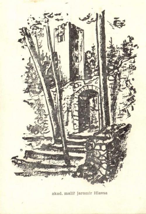 Historické kresby
