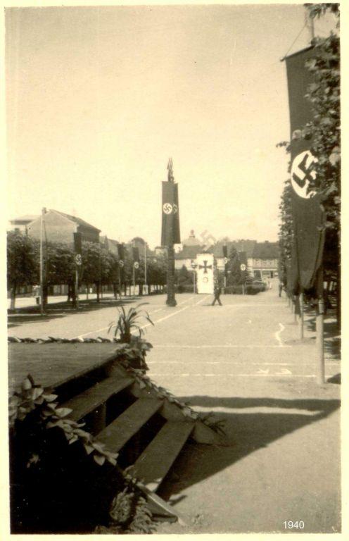Fotografie z let 1938 - 1945